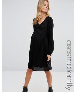 Mama Licious | Платье С Отделкой Из Кружева Mamalicious Abbey