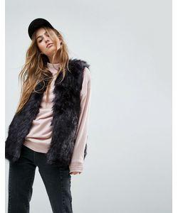 Unreal Fur | Жилет Midnight