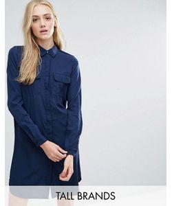 Vero Moda Tall | Платье-Рубашка