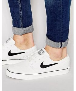 Nike SB | Парусиновые Кроссовки Zoom Stefan Janoski 615957-100