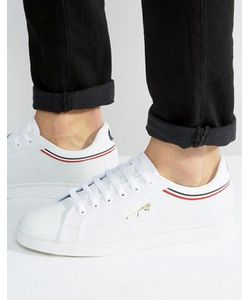 Fred Perry | Кожаные Кроссовки Sidespin