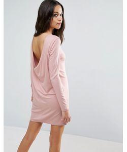 Asos | Платье Мини Со Свободной Горловиной