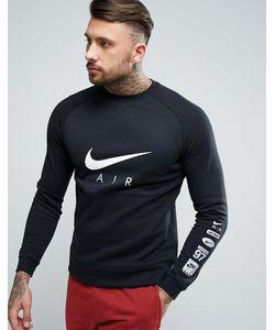 Nike | Свитшот С Блочным Принтом Air 832150-010