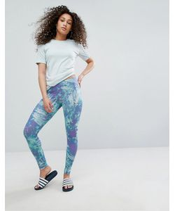Adidas   Леггинсы С Принтом Океана Originals