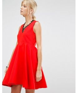 Sportmax Code | Короткое Приталенное Платье Lauto