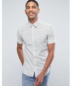Diesel | Рубашка С Короткими Рукавами И Звездным Принтом S-Dove