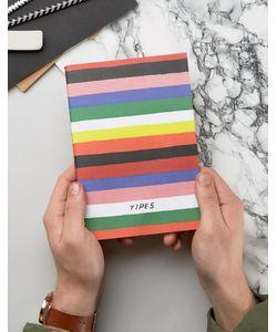 Gifts | Блокнот Формата A5 С Полосками Yipes