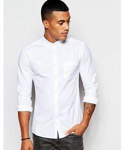 Asos | Супероблегающая Оксфордская Рубашка