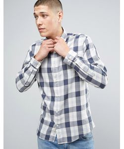 Selected Homme | Приталенная Рубашка В Клетку