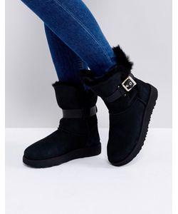 UGG Australia | Черные Ботинки Jaylyn