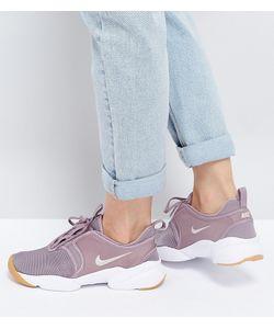 Nike | Сиреневые Кроссовки Loden