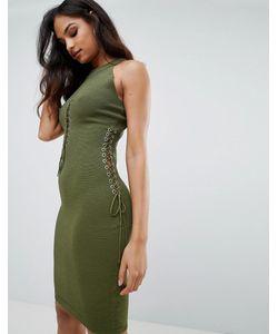 FOREVER UNIQUE | Платье С Вырезами