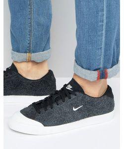 Nike | Черные Низкие Кроссовки All Court 2 875785-001
