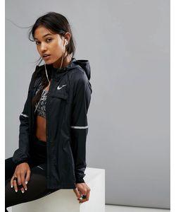 Nike | Куртка На Молнии С Капюшоном Running Shield