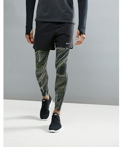 Nike Running | Черные Шорты Aeroswift 5 717881-010
