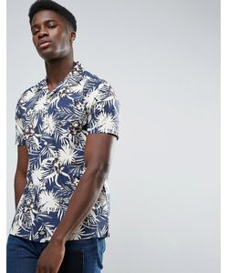 Dickies | Рубашка Классического Кроя Со Сплошным Цветочным Принтом