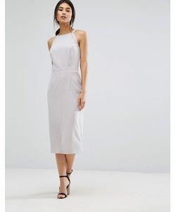 Alter | Платье-Сарафан Миди