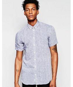Minimum | Рубашка На Пуговицах С Короткими Рукавами