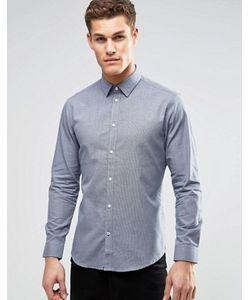 Esprit | Рубашка Классического Кроя С Длинными Рукавами