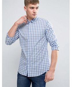 Asos | Узкая Рубашка В Клеточку