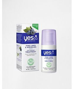 YES TO | Крем Для Глаз С Черникой Blueberries