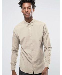 Selected Homme | Рубашка Классического Кроя С Воротником На Пуговицах