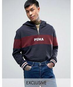 Puma | Худи Темно-Синего Цвета В Стиле Ретро Эксклюзивно Для 57531001