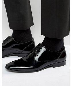 Aldo | Кожаные Лакированные Туфли Дерби Lentina