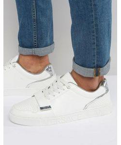Versace | Кроссовки С Ремешком Jeans