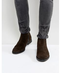 ALLSAINTS | Замшевые Ботинки