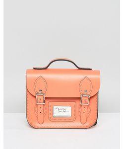 Leather Satchel Company   Маленький Рюкзак Leather Satchel