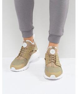 Nike | Зеленые Кроссовки Для Бега Huarache Run 819685-200