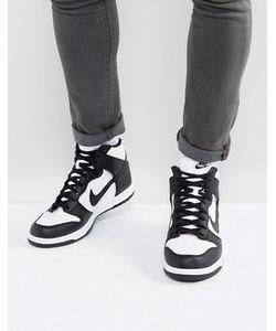 Nike | Черные Кроссовки В Стиле Ретро Dunk 846813-002