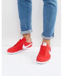 Nike | Кроссовки Waffle Racer 17 898041-600