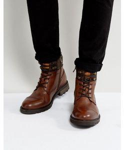 Tommy Hilfiger | Кожаные Ботинки Curtis