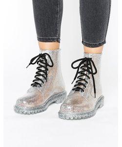 Park Lane   Резиновые Ботинки На Шнуровке