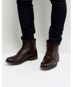STEVE MADDEN   Кожаные Ботинки Hardin