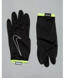 Nike Running | Черные Перчатки Rally Run