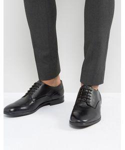 Hudson London   Черные Туфли На Шнуровке Hicken