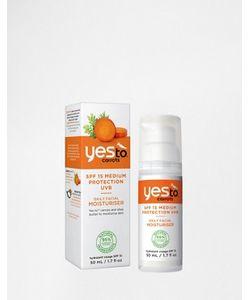 YES TO | Дневное Увлажняющее Средство Carrots Spf15 50 Мл
