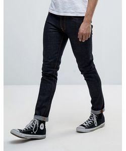 Nudie Jeans Co | Темные Джинсы Lean Dean