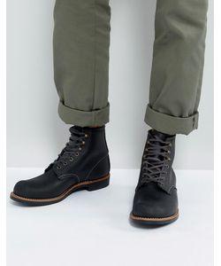 Red Wing | Черные Кожаные Ботинки Со Шнуровкой Blacksmith