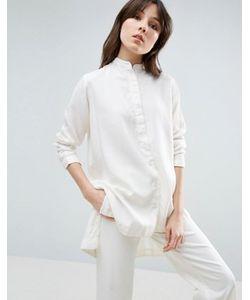 Waven | Рубашка-Туника Асимметричной Длины Agnes