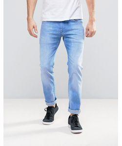 Pepe Jeans | Узкие Выбеленные Джинсы Pepe Zinc