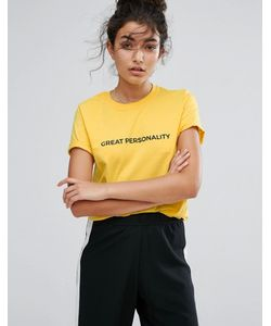 Adolescent Clothing | Great Personality T-Shirt
