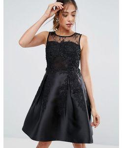 Amy Lynn | Платье Для Выпускного С Кружевом