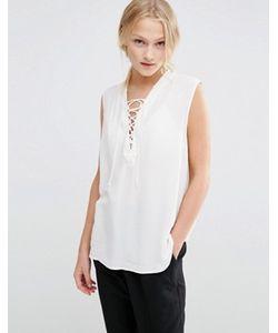Just Female | Рубашка С Завязкой Trine