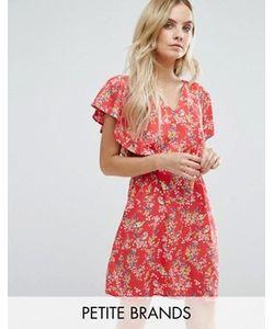 Yumi Petite | Платье С Цветочным Принтом