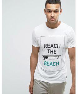Produkt   Футболка С Принтом Пляж