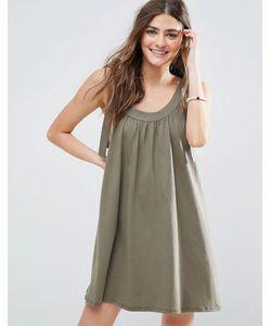 Asos | Платье С Завязками На Плечах Chuck On